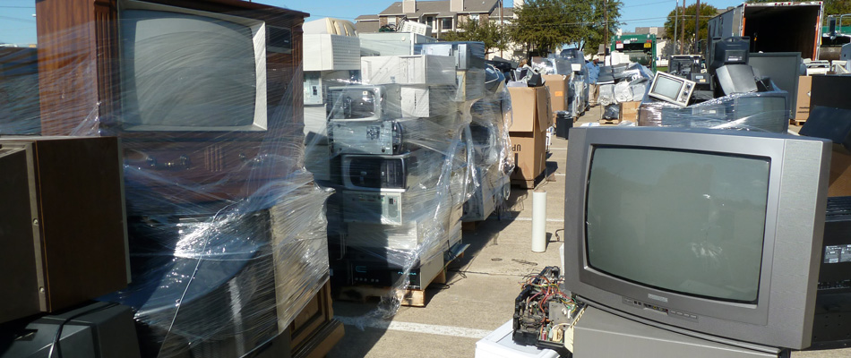 electronic recycling collection event